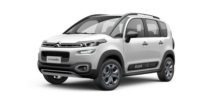 Citroën Novo Aircross 1.6 AUTO SHINE BUSINESS PCD 2017