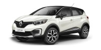 Renault Captur ZEN 1.6 16V SCE MANUAL 2017