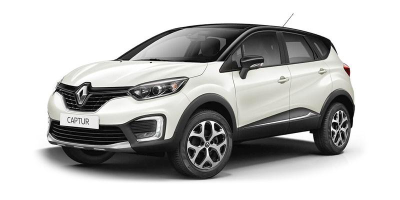 Renault Captur INTENSE 2.0 16V AT 2017