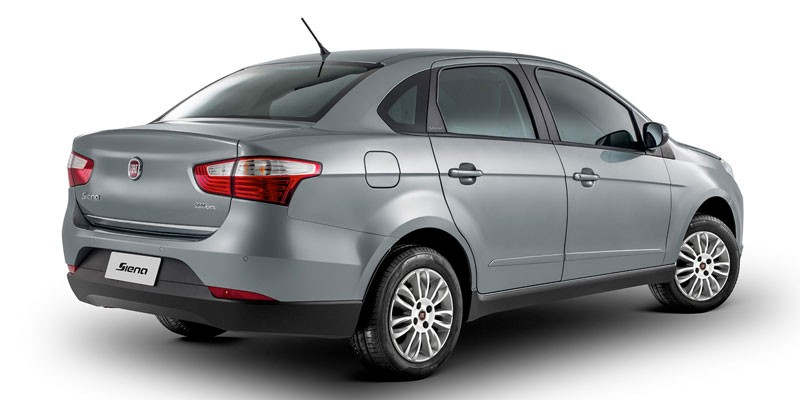 Fiat Grand Siena ATTRACTIVE 1.4 EVO 2015