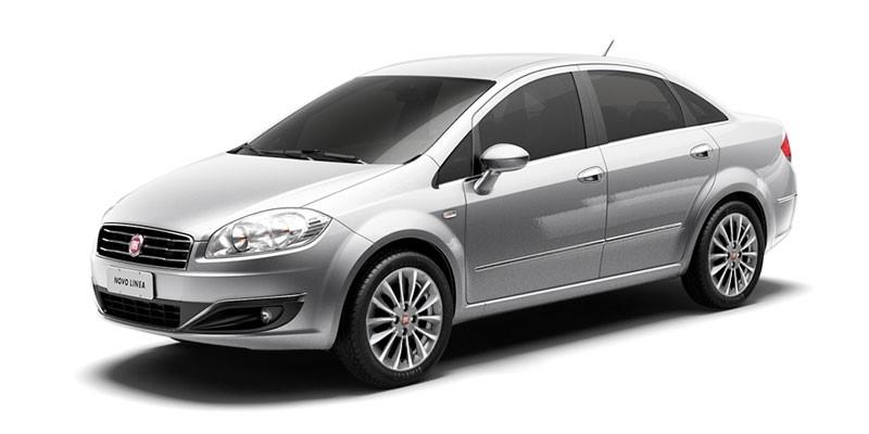 Fiat Novo Linea ABSOLUTE 1.8 16V 2015