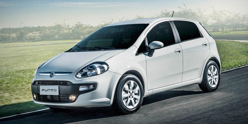 Fiat Punto SPORTING 1.8 16V 2015