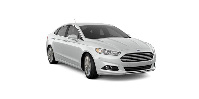 Ford Fusion 2.5 FLEX 2015