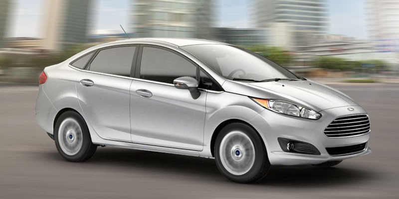 Ford New Fiesta Sedan TITANIUM 1.6 POWERSHIFT 2015