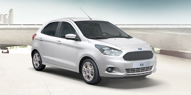 Ford Novo Ka SE 1.5 2015
