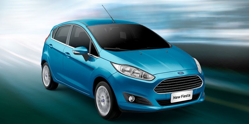 Ford New Fiesta Hatch TITANIUM 1.6 POWERSHIFT 2015