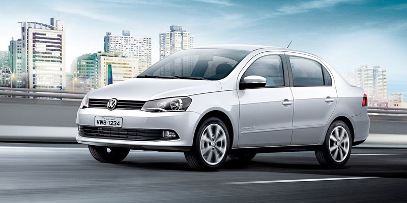 Volkswagen Voyage EVIDENCE 1.6 I-MOTION 2015