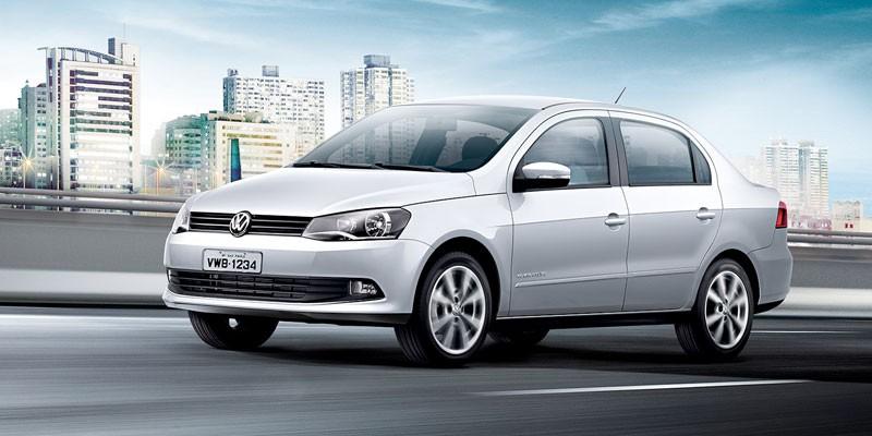 Volkswagen Voyage EVIDENCE 1.6 2015