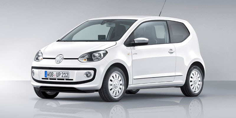 Volkswagen Up! TAKE UP! 1.0 2015
