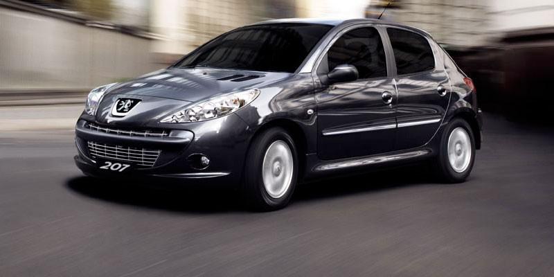Peugeot 207 ACTIVE 1.4 2015