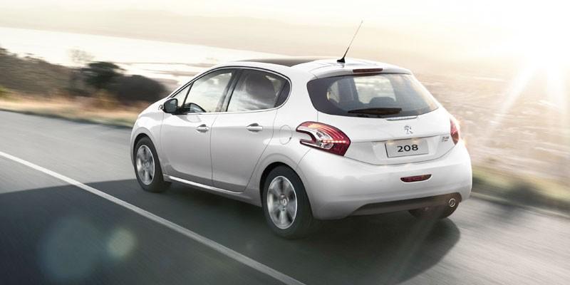 Peugeot 208 ACTIVE 1.5 2015