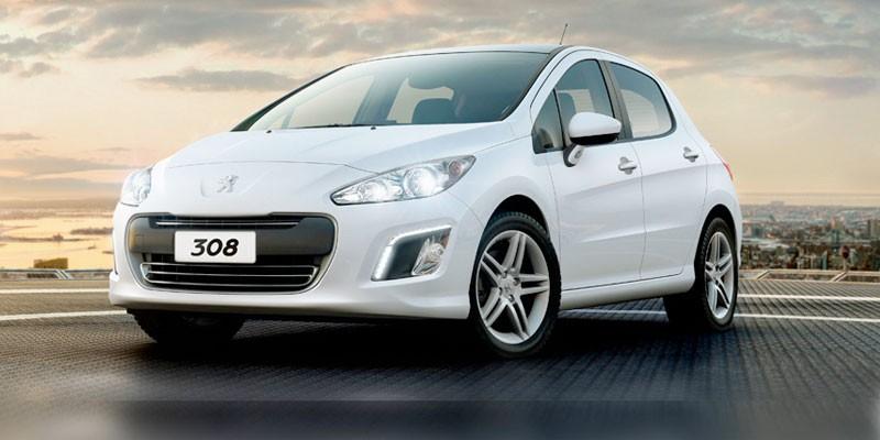Peugeot 308 ACTIVE 1.6 2015