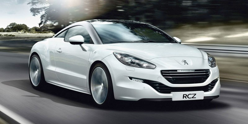 Peugeot RCZ RCZ 1.6 TURBO HIGH PRESSURE 2015