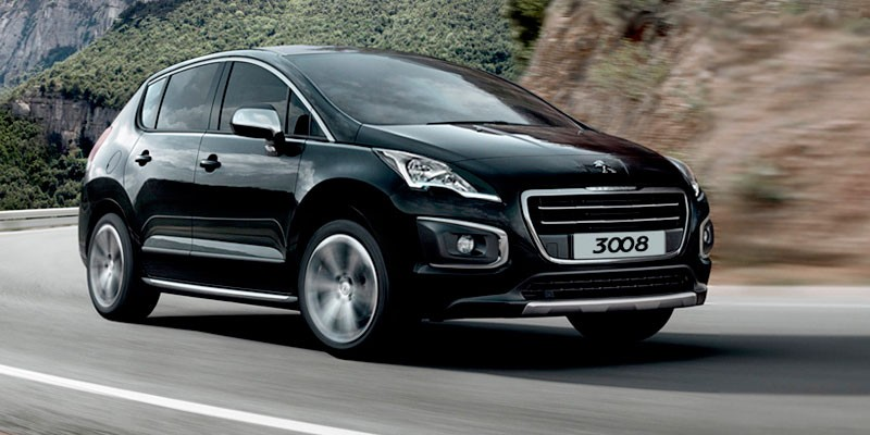 Peugeot 3008 GRIFFE THP 2015