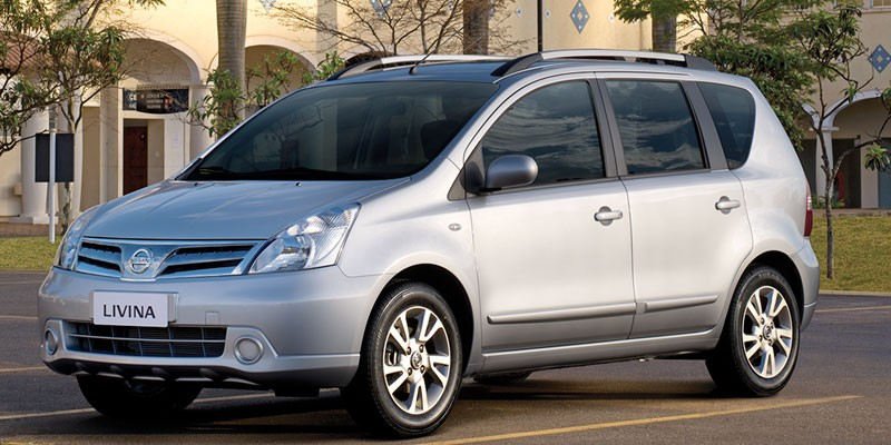 Nissan Livina 1.8 S AT 2015