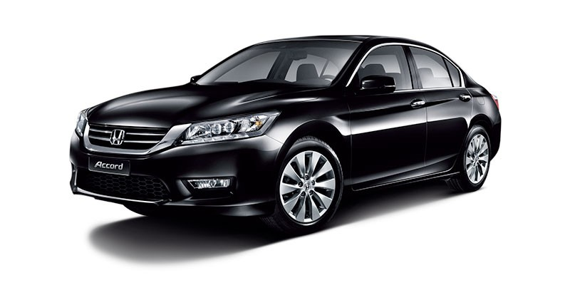 Honda Novo Accord EX 3.5L 24V SOHC I-VTEC V6 VCM 2015