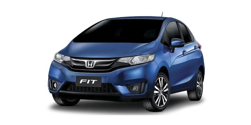 Honda Novo Fit EX 1.5V SOHC I-VTEC 2015