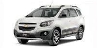 Chevrolet Spin ACTIV 2016