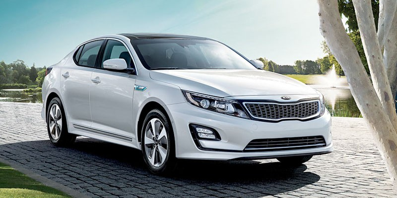 Kia Optima EX 2.0 L GASOLINA 2016