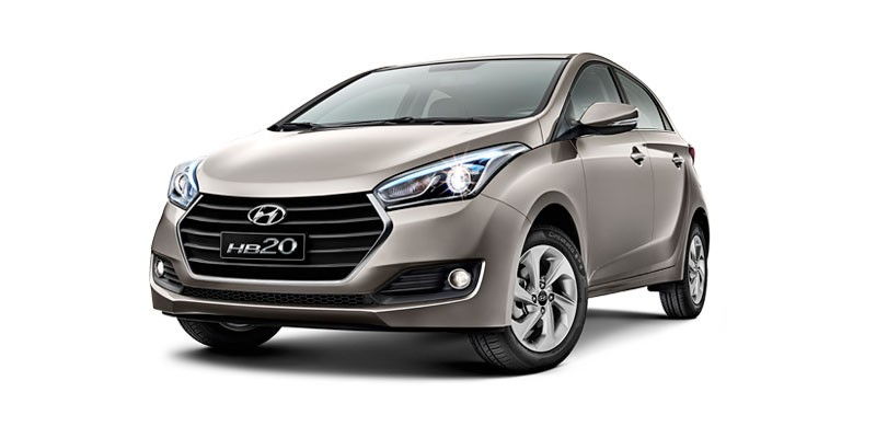Hyundai HB20 1.0 KAPPA TRANSMISSÃO MANUAL 2016