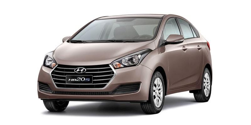 Hyundai HB20S 1.6 GAMMA TRANSMISSÃO MANUAL 2016
